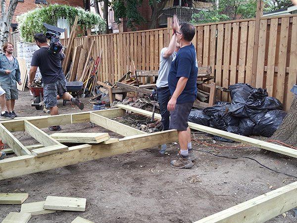 Hgtv Backyard Builds Season 1 Your Deck Co