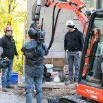 GoliathTech screw pile installation for Bryan Inc. season 2