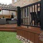 TimberTech decking and railing