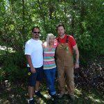 Tori Spelling, Dean McDermott and Todd Mounsey