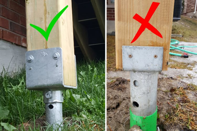 Helical Screw Piles – Ensure Your Project Meets the Building Code.
